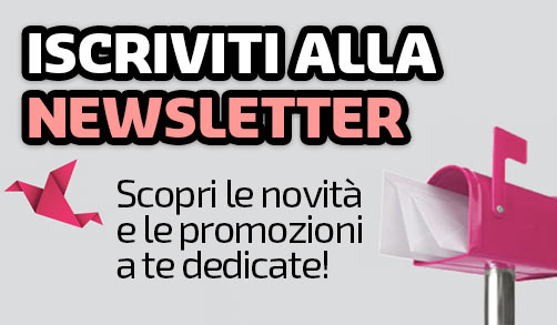 Iscriviti all anostra newsletter